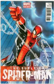 Superior Spider-man #1 Humberto Ramos Retail Variant 1:50 (2013) Marvel comic book